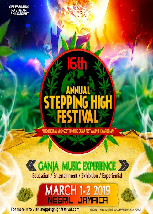 Stepping High Festival 2019
