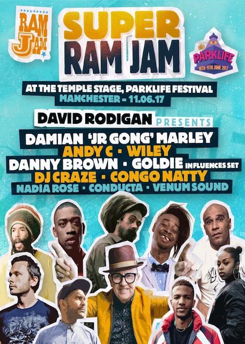 Super RamJam 2017