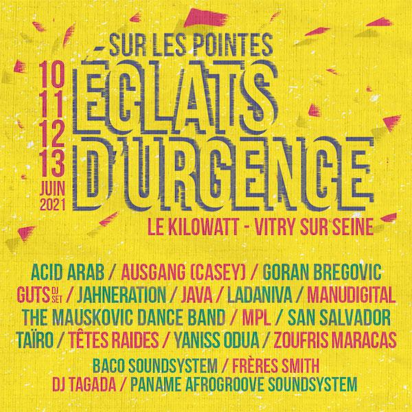 Sur Les Pointes - ÉCLATS D'URGENCE 2021