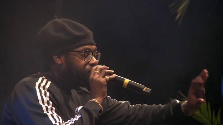 Tarrus Riley & Blak Soil Band @ Hill Vibes Reggae Festival 2018 (Full Show) [7/28/2018]