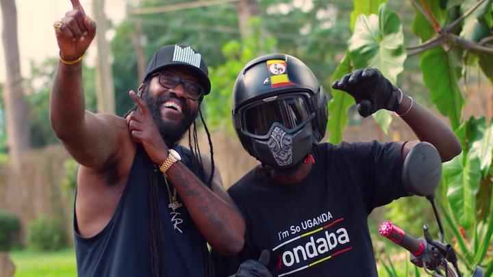 Tarrus Riley - Uganda [10/2/2018]
