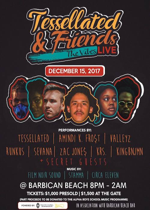 Tessellated & Friends 2017