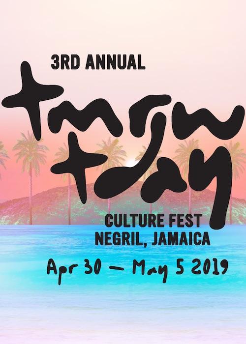 Tmrw.Tday Culture Fest 2019