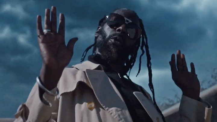 Tomi Thomas feat. Buju Banton - Hurricane [7/15/2021]