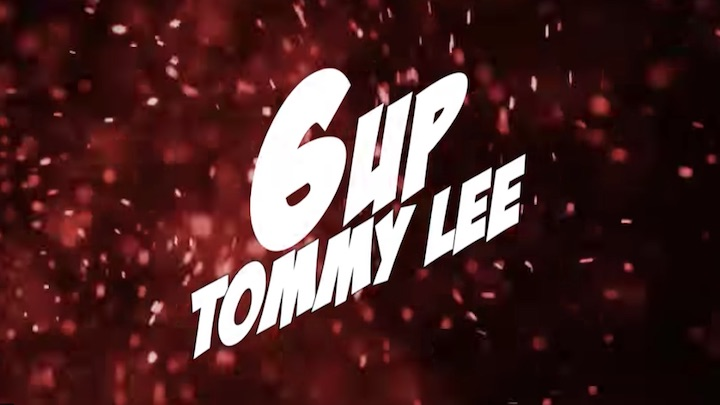 Tommy Lee Sparta - 6Up (Lyric Video) [5/7/2018]