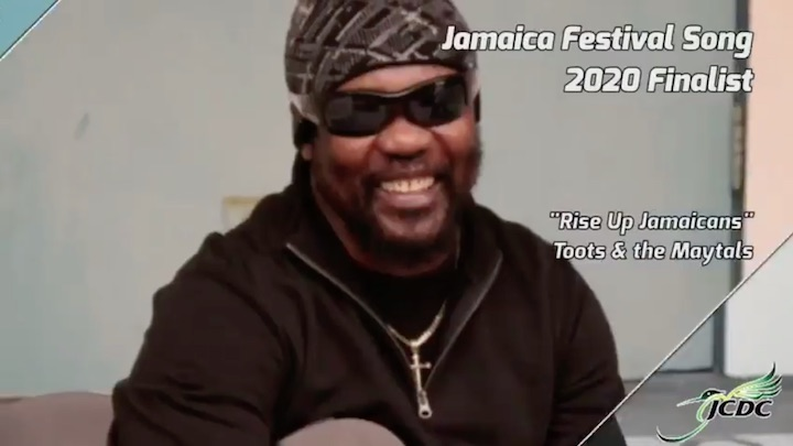 Toots And The Maytals - Rise Up Jamaica (Lyric Video) [6/27/2020]