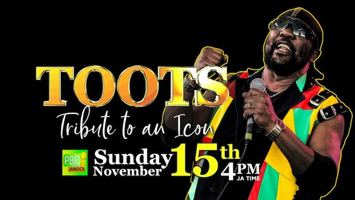 Toots Hibbert - Farewell to Cultural Icon (Live Stream) [11/15/2020]