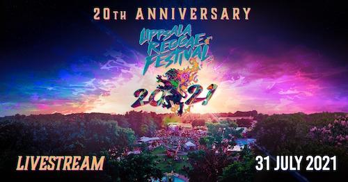 Uppsala Reggae Festival 2021