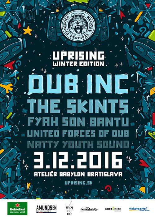 Uprising Winter Edition 2016