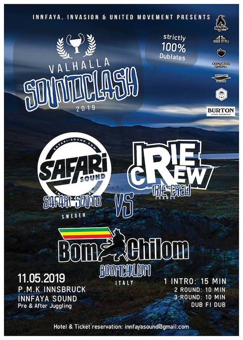 Valhalla Soundclash 2019