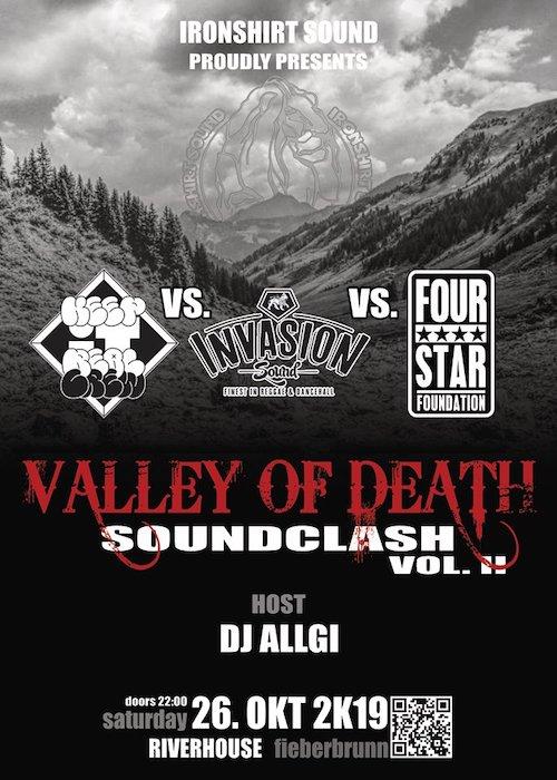 Valley Of Death Soundclash 2019
