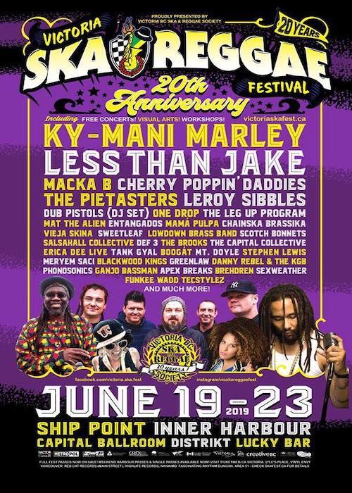 Victoria's Ska & Reggae Festival 2019