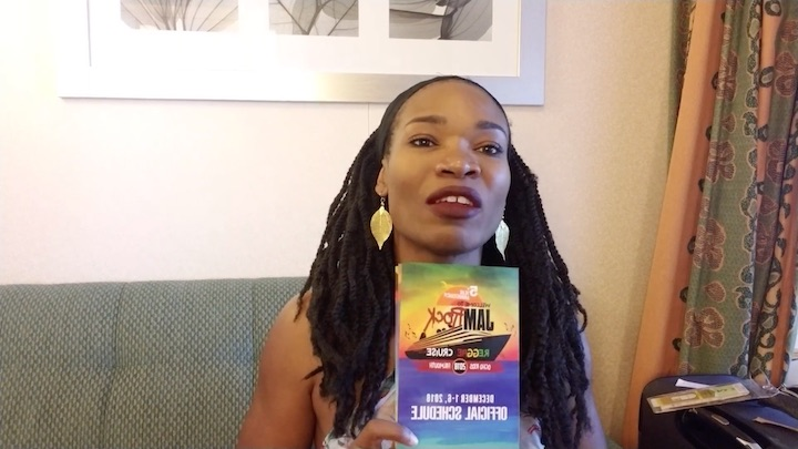 Welcome to Jamrock Reggae Cruise 2018 Vlog by Sweet With Envy [12/9/2018]