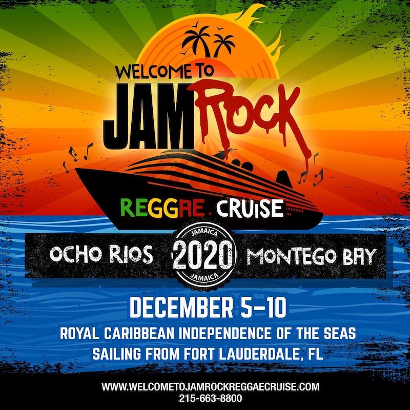 Jamrock Cruise 2020.Welcome To Jamrock Reggae Cruise 2020 Reggaeville Com
