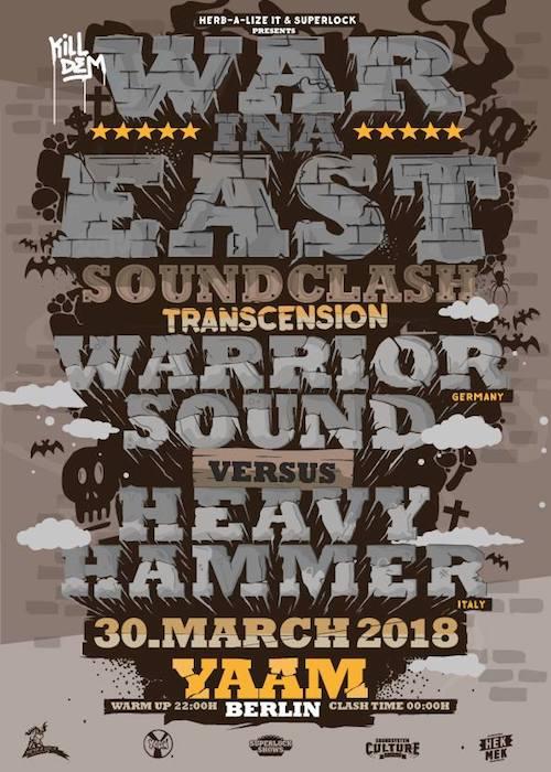 War Ina East 2018