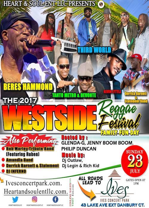 Westside Reggae Festival 2017