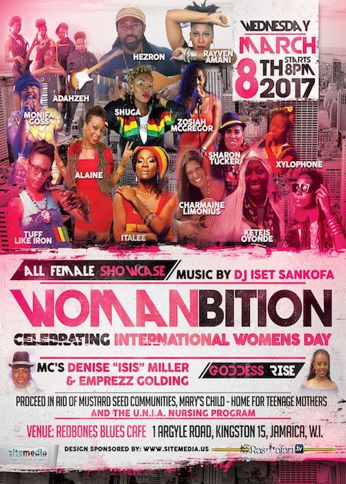 Womanbition 2017