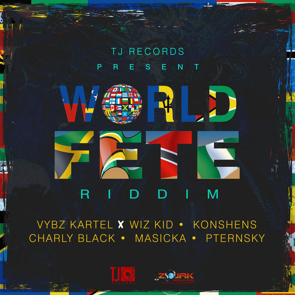 World Fete Riddim (Soca 2017) WorldFeteRiddim