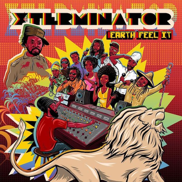Xterminator - Earth Feel It 7x7'' (Box-Set)