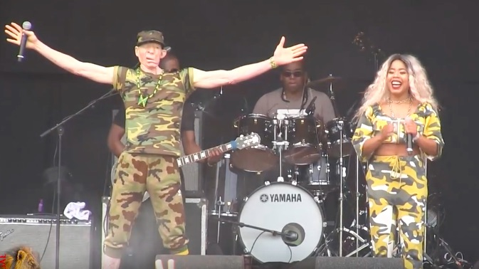 Yellowman @ Reggae Rotterdam 2018 (Full Show) [7/22/2018]