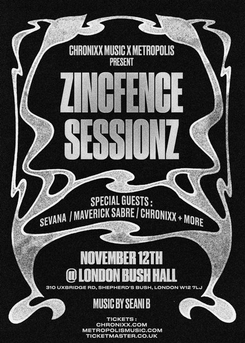 Zincfence Sessionz 2018