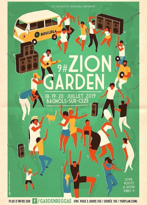 Zion Garden 2019