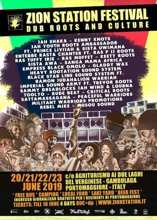 Zion Station Festival 2019