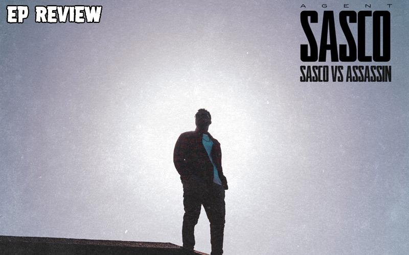 EP Review: Agent Sasco - Sasco vs Assassin