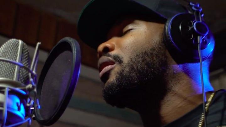 Agent Sasco freestyle for Chris Satta @ Grafton Studios, Jamaica [12/30/2018]