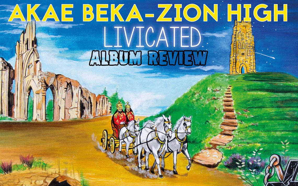 Album Review: Akae Beka - Livicated