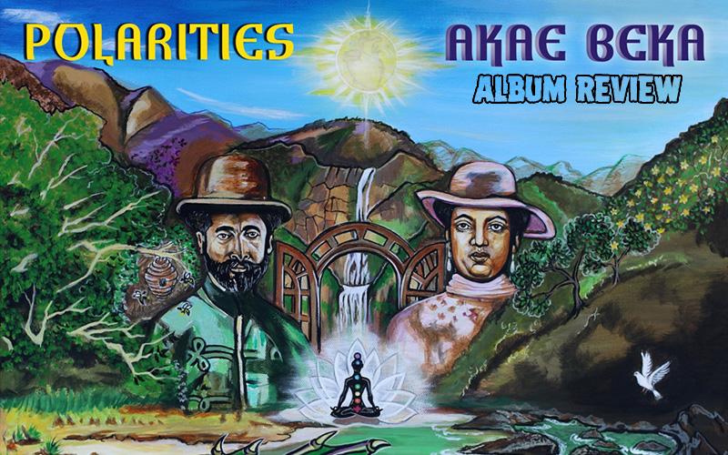 Album Review: Akae Beka - Polarities