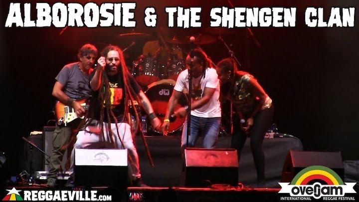 Alborosie & The Shengen Clan @ OverJam Reggae Festival 2019 [8/17/2019]