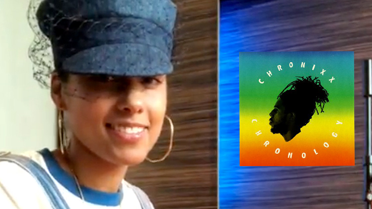 Alicia Keys sings Chronixx' I Can [3/31/2019]