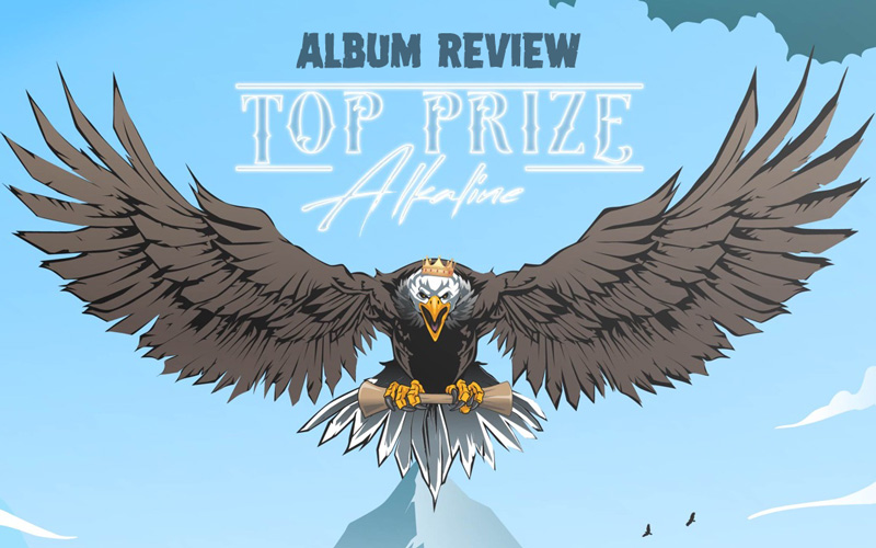 Album Review: Alkaline - Top Prize