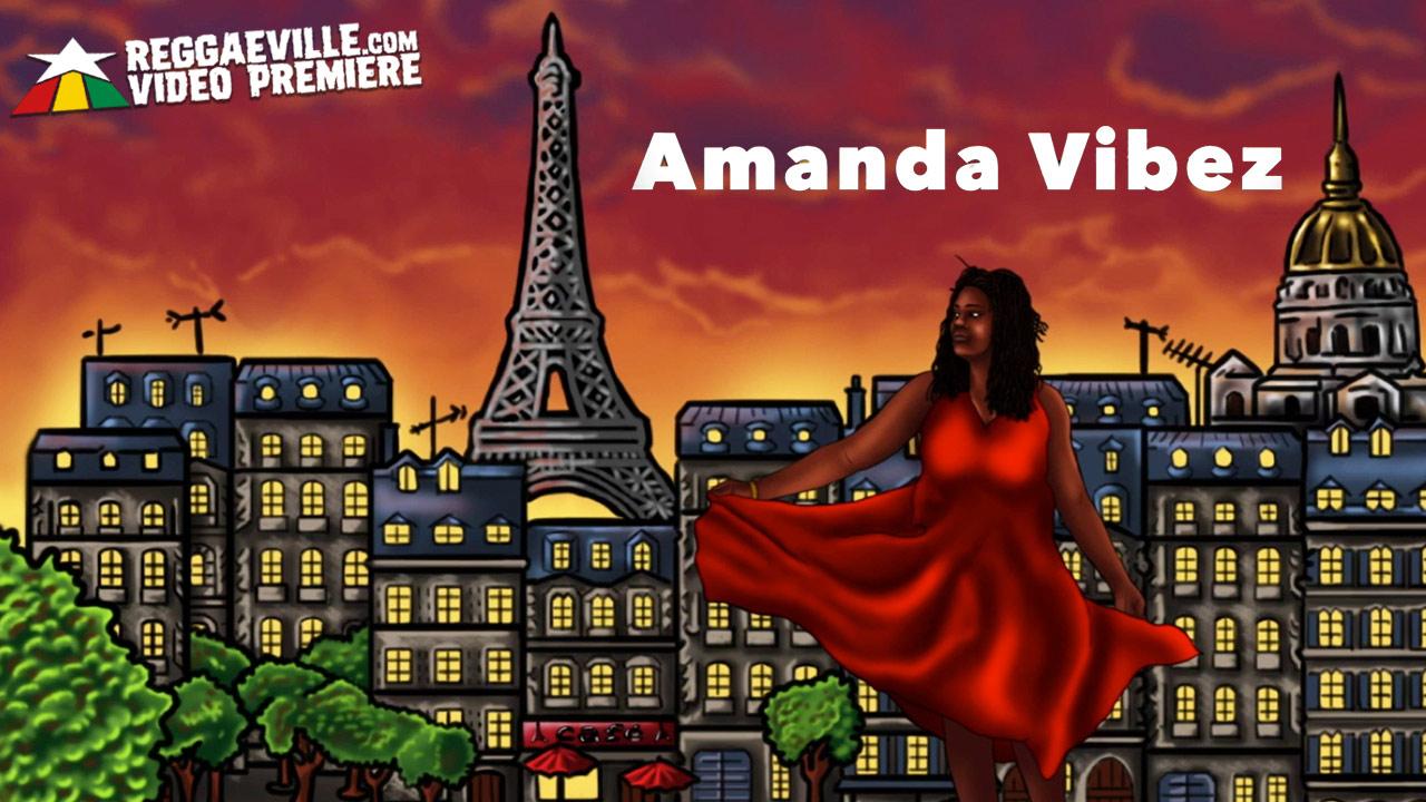 Amanda Vibez - Without Jah Love (Lyric Video) [2/7/2020]