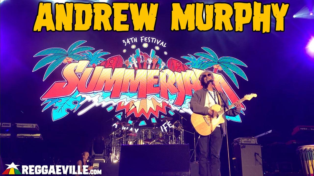 Andrew Murphy - Redemption Song @ SummerJam 2019 [7/7/2019]