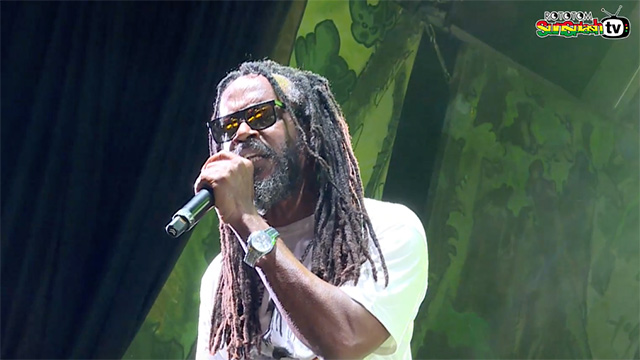Peter Tosh Tribute with Andrew Tosh @ Rototom Sunsplash 2018 [8/19/2018]