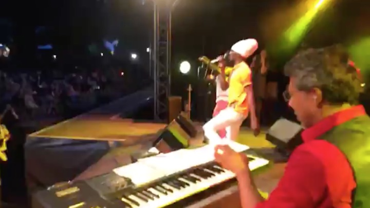Anthony B & House Of Riddim @ Reggae Jam 2017 (Facebook Live) [7/30/2017]