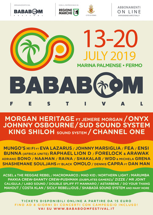 Bababoom Festival 2019