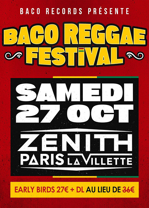 Baco Reggae Festival 2018