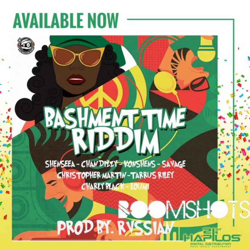 Release: Various Artists - Bashment Time Riddim