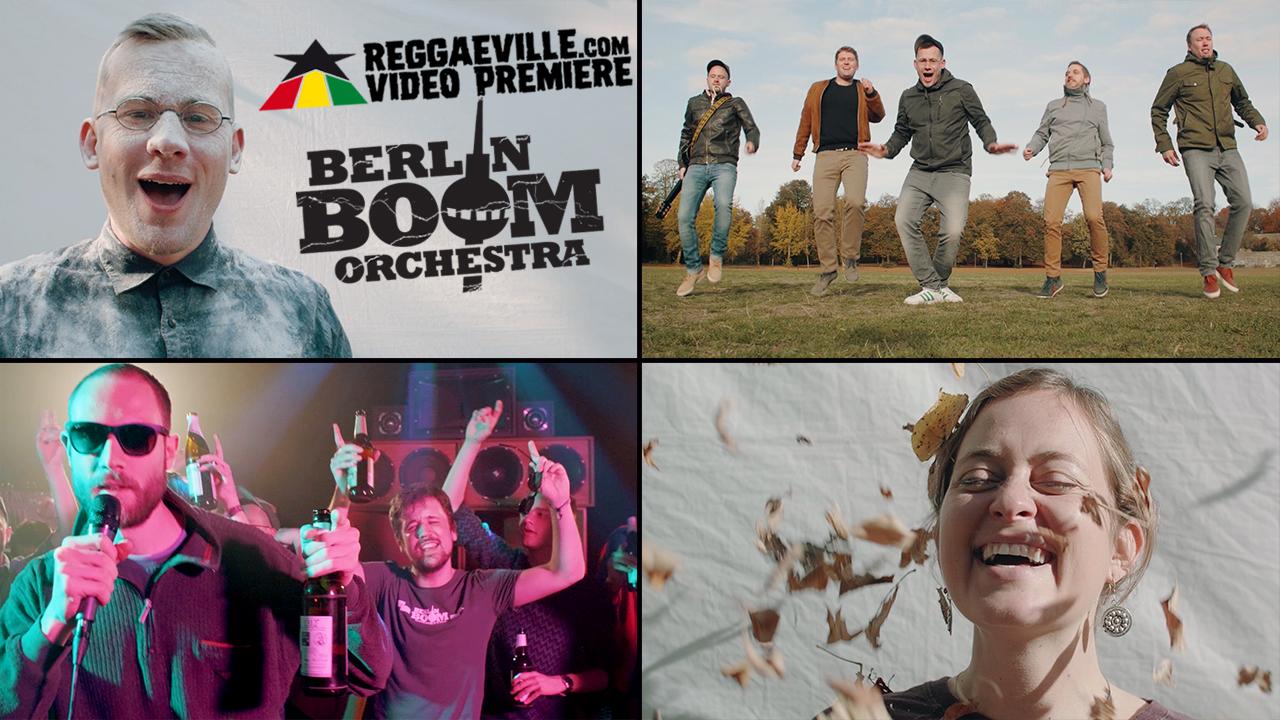 Berlin Boom Orchestra - Originaler Stil [12/19/2018]