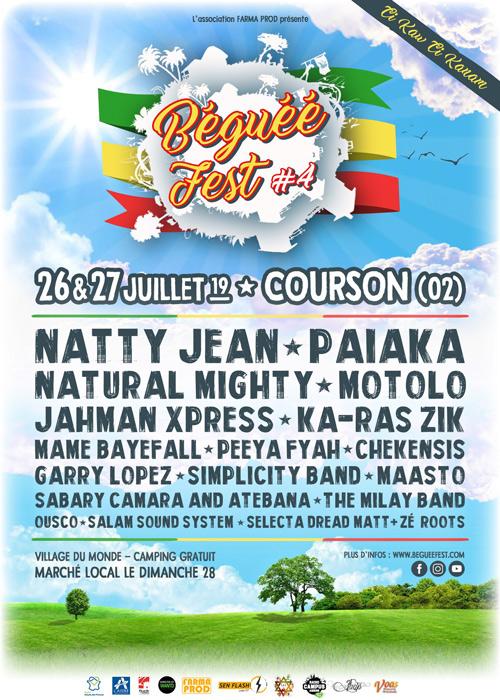 Béguéé Fest 2019