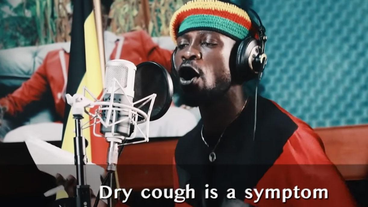 Bobi Wine & Nubian Li - Corona Virus Alert [3/25/2020]