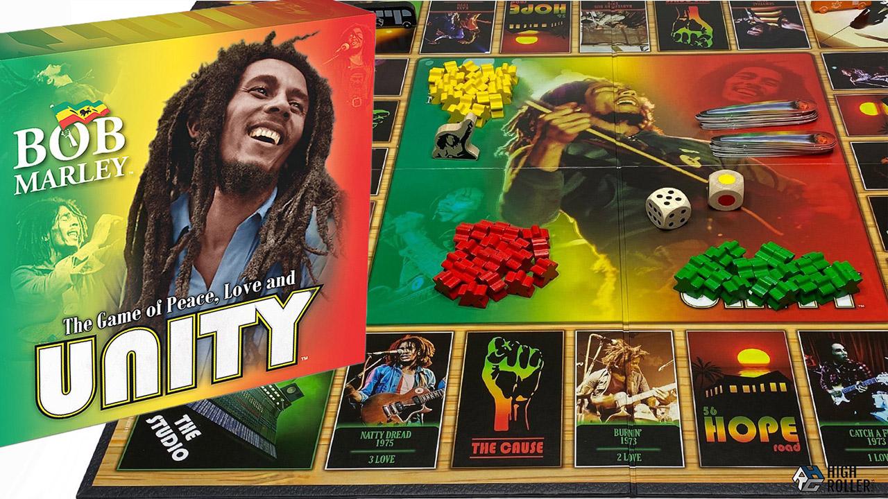 Bob Marley - Unity Board Game (Trailer) [11/19/2020]