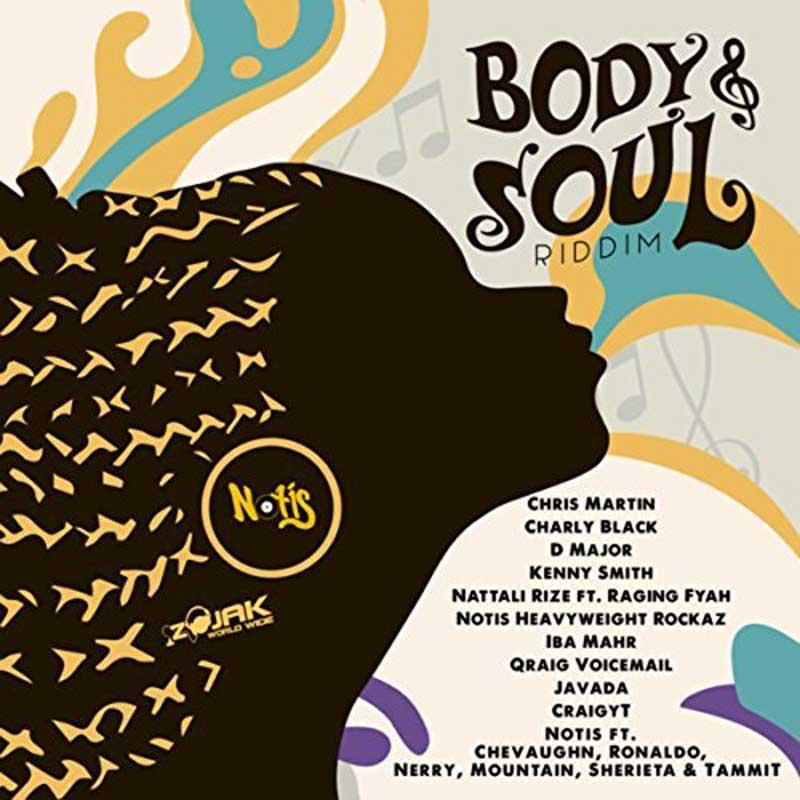 Release: Various Artists - Body & Soul Riddim