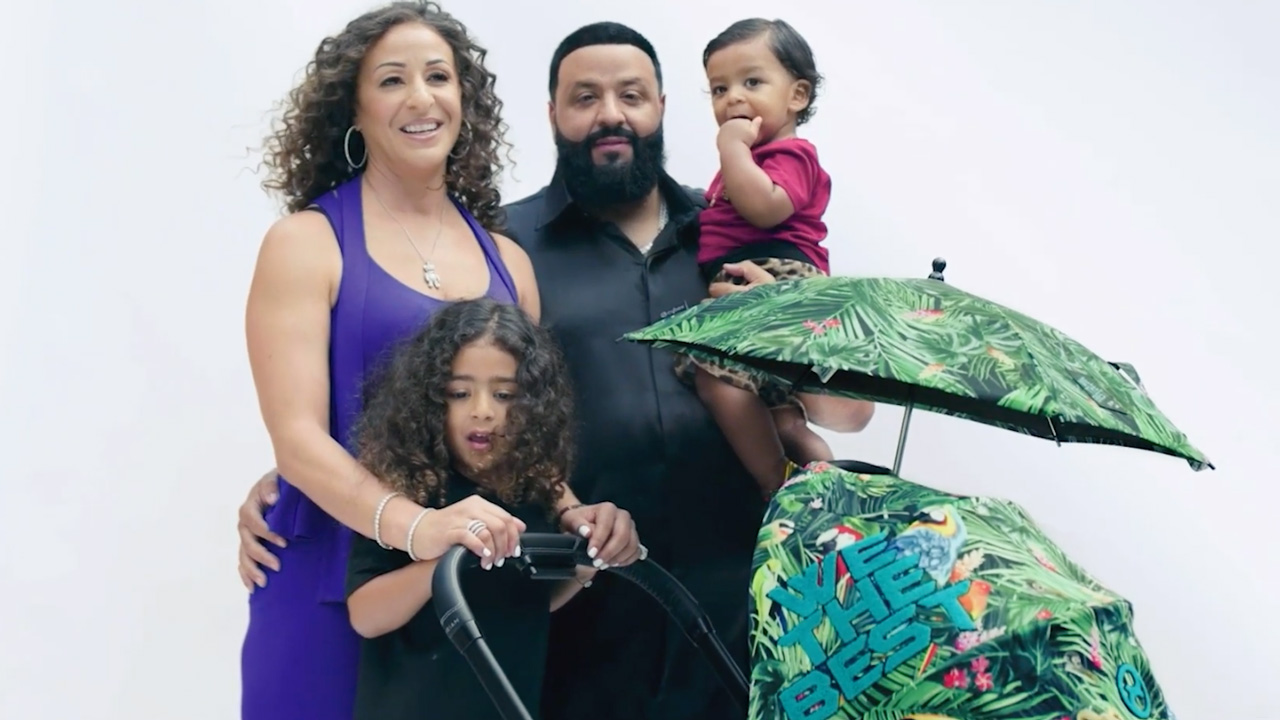 Buju Banton's Wanna Be Loved @ DJ Khaled & Cybex Stroller Collection (Commercial) [4/25/2021]
