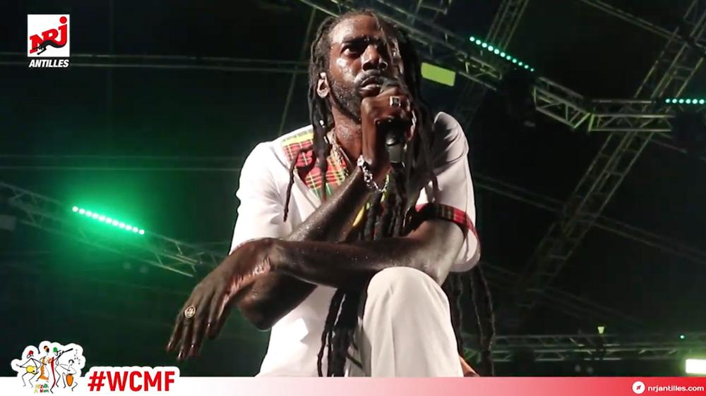 Buju Banton - Hills & Valleys @ World Creole Music Festival - Dominica 2019 [10/26/2019]