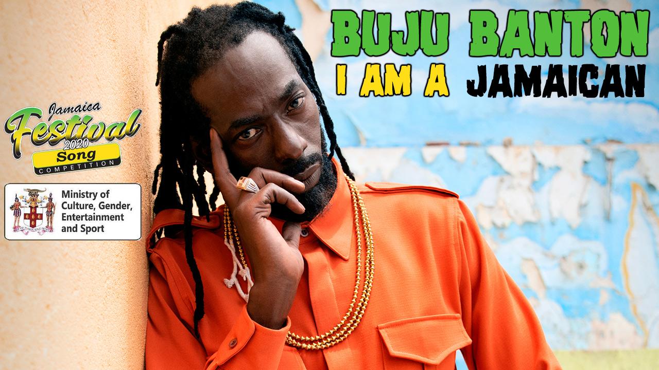 Buju Banton - I Am A Jamaican (Lyric Video) [6/27/2020]