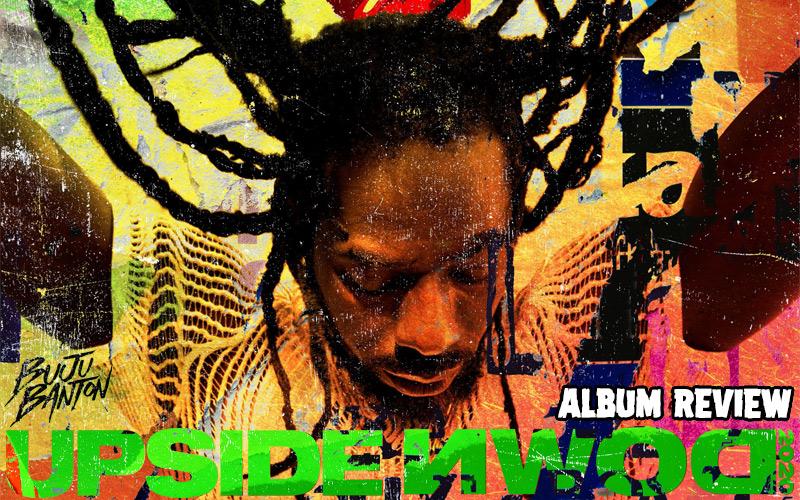 Album Review: Buju Banton - Upside Down 2020